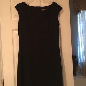 Adrienne Votta Dino black dress