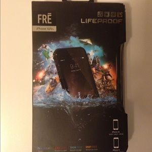 LifeProof Other - NEW LIFEPROOF FRE iPhone 6/6s case Black