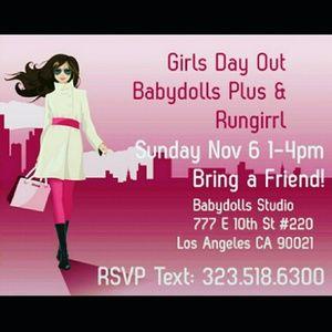 Join Us Sunday Nov 6 Los Angeles