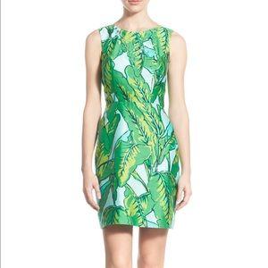 Vineyard Vines Dresses & Skirts - Vineyard Vines Banana Leaf green Dress 00