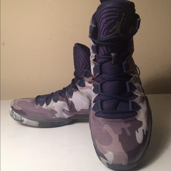 Jordan Other - Rare Camo Nike Size 15 Jordan Basketball Shoes 1952288d3