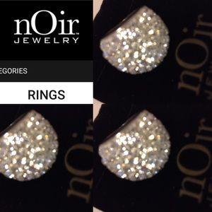 nOir Jewelry Jewelry - Noir dome ring