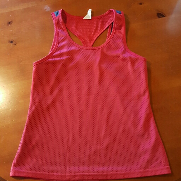 7872013cf1 Danskin Now Tops | Reversible Mesh Active Tank | Poshmark