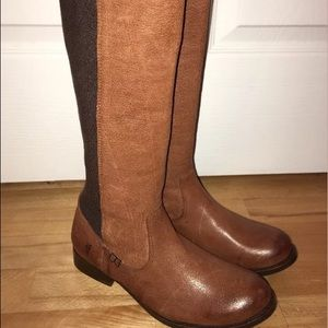 Frye Molly gore boots size 6