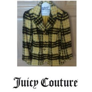 Juicy Couture Wool Jacket