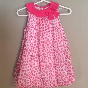 Baby Essentials Other - Baby Essentials Onesie Poof dress