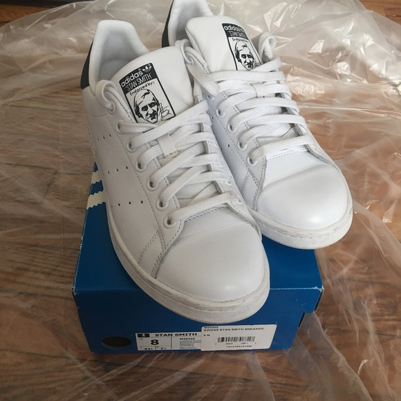 le adidas mens stan smith scarpa dimensioni 8 donne 9 12 poshmark