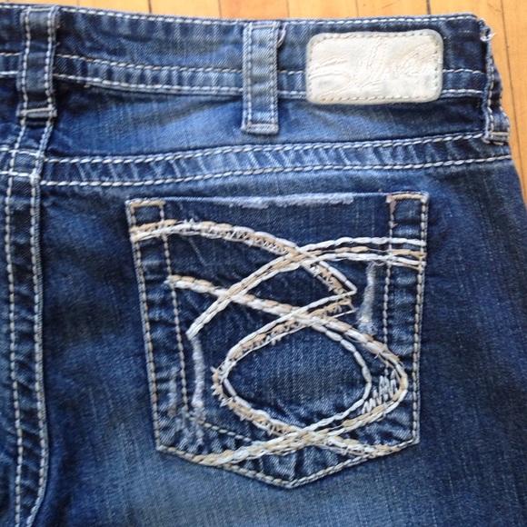 Silver Jeans Lola 17 - Xtellar Jeans
