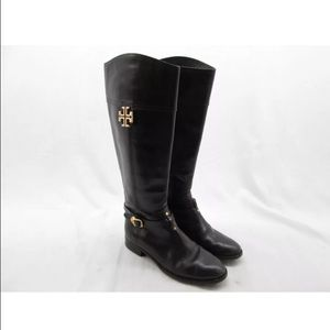 Tory Burch Eloise Riding Boots 8