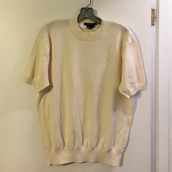 Tulliano Sweaters Mens Cream Mock Turtleneck Sweater Poshmark