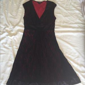Xoxo black lace dress in medium