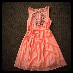 Ya Los Angeles Dresses & Skirts - Ya Los Angeles sz M coral dress
