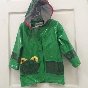 Kidorable Other - Kidorable Frog Rain Coat