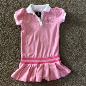 Other - Pink NFL bears dress *make me an offer*