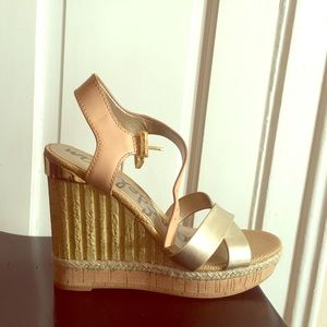 Sam Edelman Wedges sz 8.5