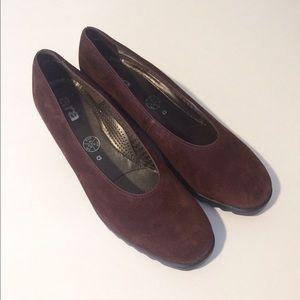 ara Shoes - 🆕 Ara Suede Slip-on Pump