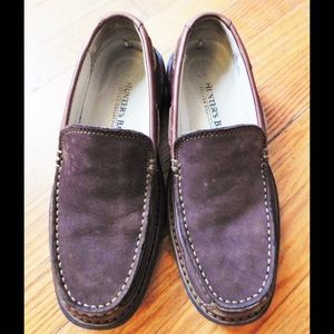 Hunter's Bay Other - Hunter's Bay Men's Leather Boat Shoes Sz 8