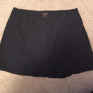 Kyodan Dresses & Skirts - Kyodan black tennis skirt
