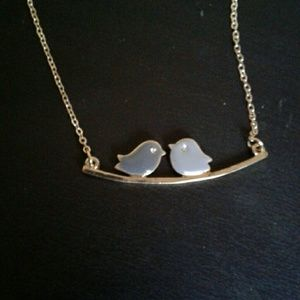 Jewelry - Lovebirds necklace