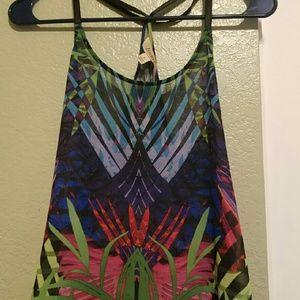 Decree tropical blouse