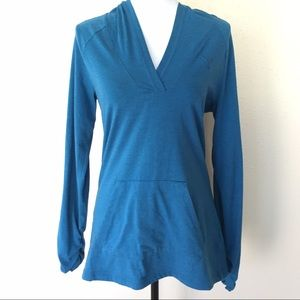 Puma Tops - Puma Hoodie Athletic Jacket Top Blue Size M