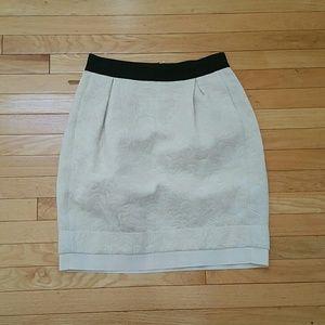 Les Copains Dresses & Skirts - Les Copains blue cream/beige color skirt