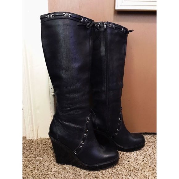 black friday leather boots