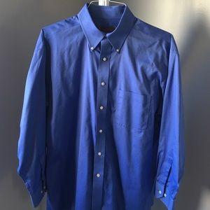 Tasso Elba Other - SALE ⚾️⚾️ Men's blue long sleeve dress shirt