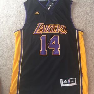 94a5b3fca Adidas Shirts - NBA Brandon Ingram jersey XL Los Angeles lakers
