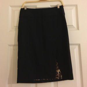 Express Pencil Skirt Black Size 00