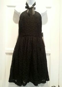 Black Lace Rodarte for Target Dress