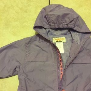 Outbrook Kids Other - Light purple toddler jacket with hood