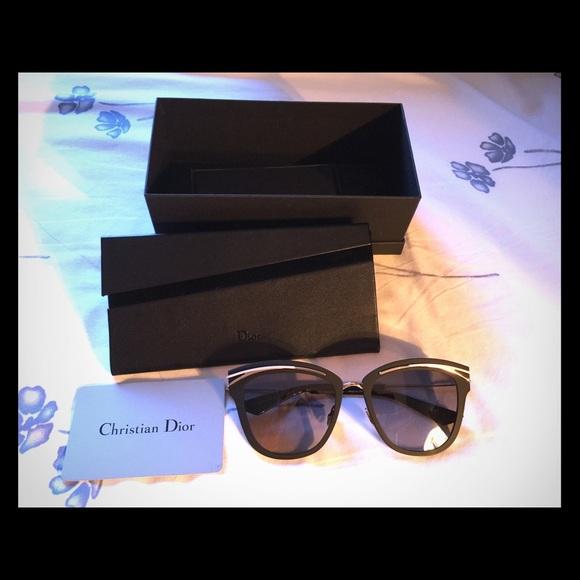 47cc7b4cfb3 Dior So Dior Hyqeu Matte Black Sunglasses