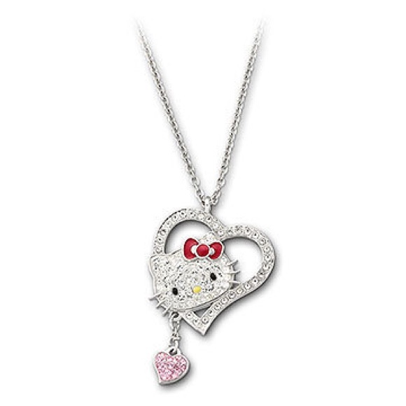 0ea6e97dc Swarovski Hello Kitty Iconic Heart Pendant. M_585387cf36d5947c2f0237d0