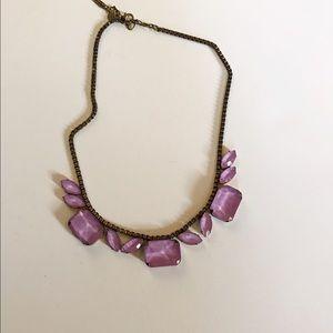Loren Hope Jewelry - Loren Hope Blythe Necklace in Purple