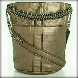 FIRM🎯RAMY BROOK NEW Real Leather Crossbody Purse