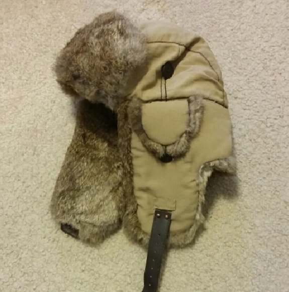 0a31f95e617 Mad Bomber Other - Mad Bomber Hat with Rabbit Fur