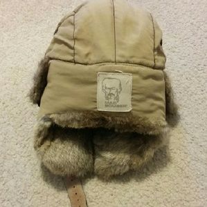 4f036ca4946 Mad Bomber Accessories - Mad Bomber Hat with Rabbit Fur