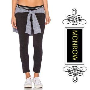 Monrow Pants - SALE PRICE!!!🤑🆕MONROW tie waist pants