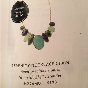Stella & Dot Jewelry - SERENITY NECKLACE CHAIN.  NWOT