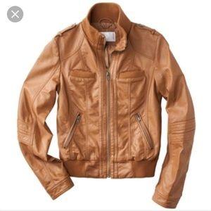 Xhilaration Jackets & Blazers - ⚡️FLASH SALE Camel Brown bomber jacket