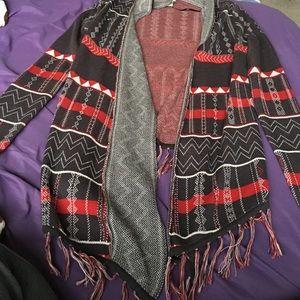 Billabong designers collection cardigan