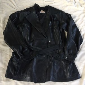 Loewe Jackets & Blazers - Loewe Spanish leather Jacket