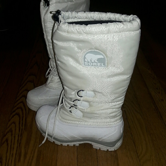 50 off sorel shoes white sorel winter boots from irena