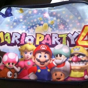 Mario party 4 lunch bag NWT