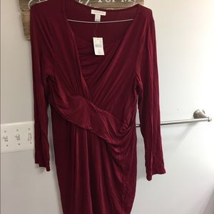 Dresses & Skirts - Maternity Wrap Dress