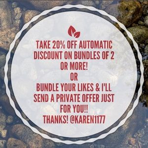 Jewelry - 20% off Bundles💥Please Share💥No Obligation💥 TY