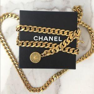 Chanel Belt : Vintage