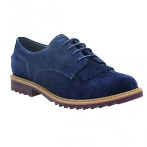 Clarks Shoes - 🆕 Clarks Griffin Mabel Oxford Flats