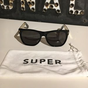 RetroSuperFuture Accessories - RetroSuperFuture Flat Top Sunglasses